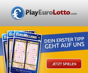 PlayEuroLotto EuroMillions Gratistipp